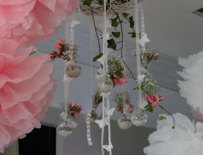 Suspension salle mariage
