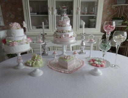 Table gourmande anniversaire